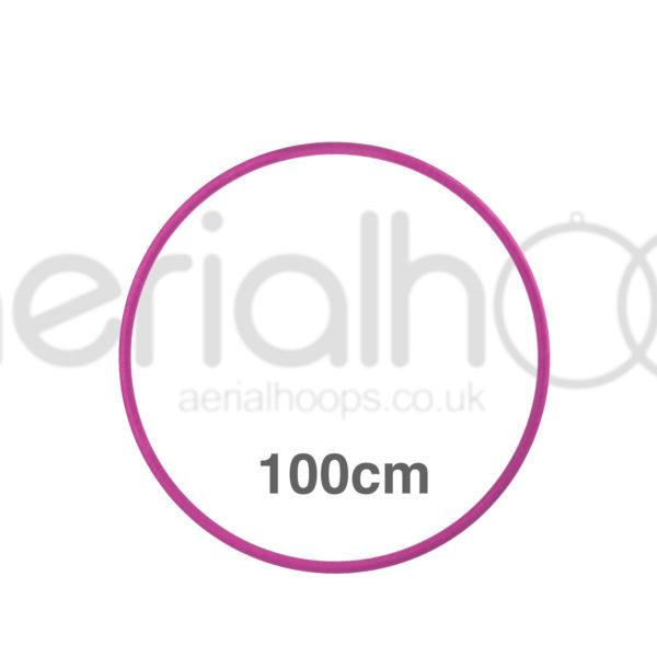 100cm zero point aerial hoop lyra circus Pink