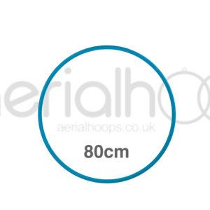 80cm zero point aerial hoop lyra circus Turquoise