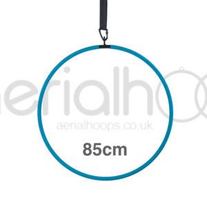 85cm aerial hoop lyra circus turquoise