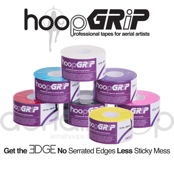aerial hoop lyra circus HoopGrip Athletic Tapes