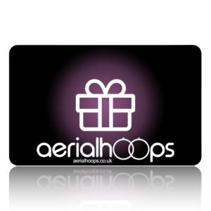 Aerial Hoops Gift Card